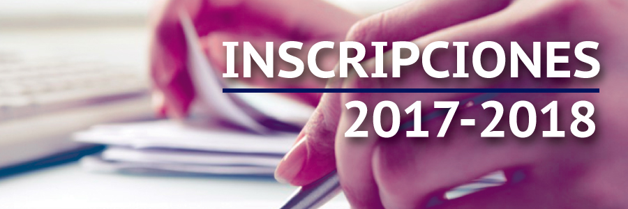 Inscripciones 2017-2018 Instituto México Secundaria DF Maristas
