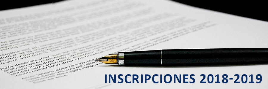 Inscripciones 2018-2019 Instituto México Secundaria DF Maristas